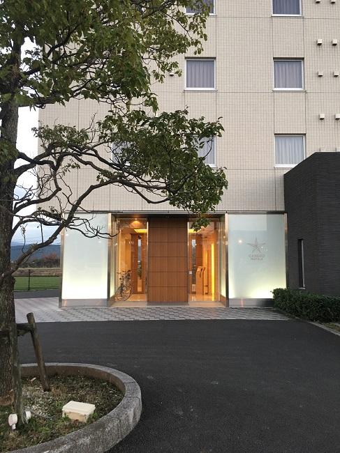 カンデオホテルズ大津熊本空港店